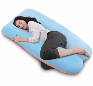 Cuddle pillow for pregnent women