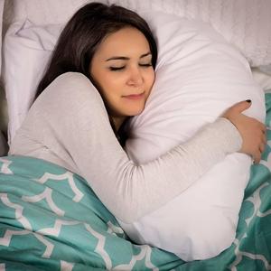 hugging pillow